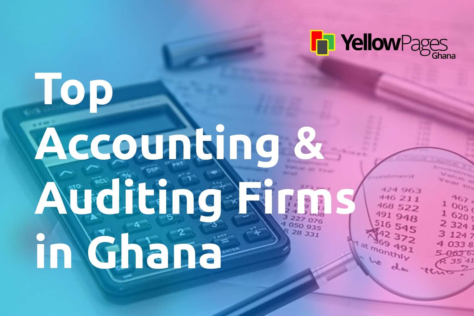 Top Accounting and Auditing Firms in Ghana