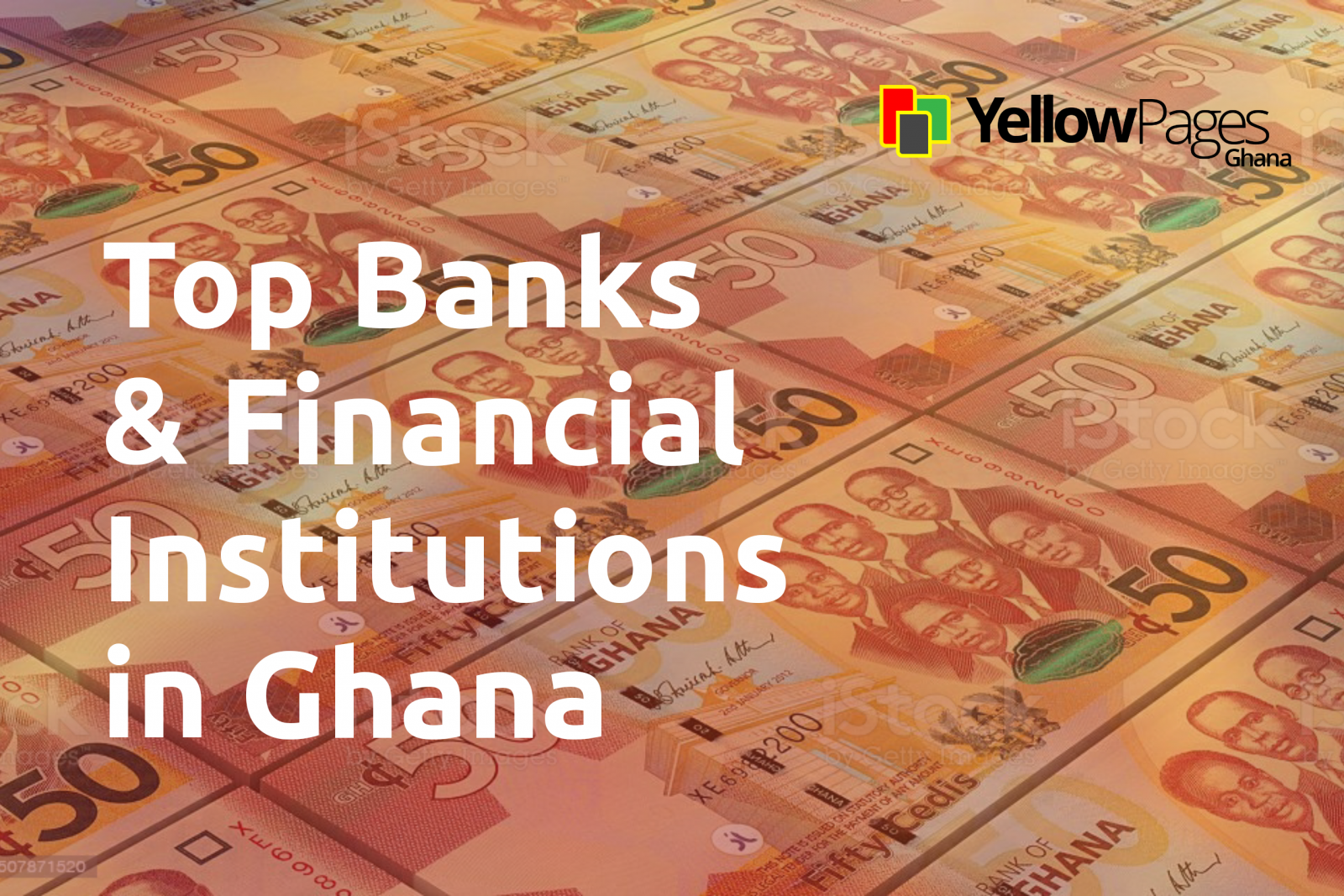 Top Banks and Financial Institutions in Ghana. Yellow Pages Ghana
