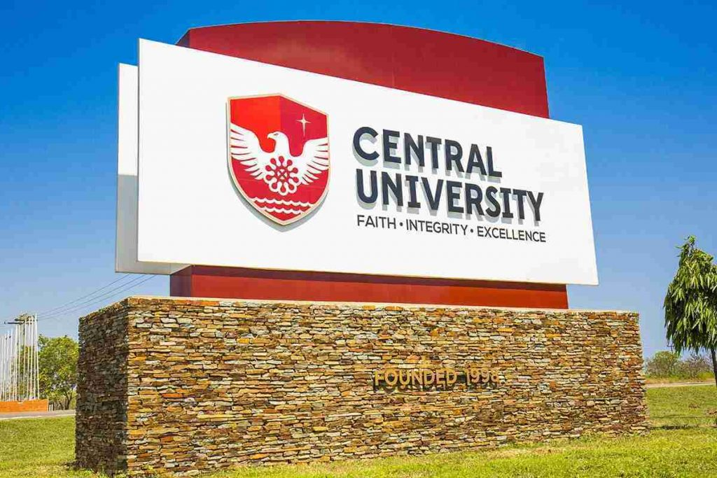 Central University Yellow Page Ghana - List of universities in Accra and their fees